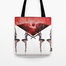 envelope bloody ballet Tote Bag