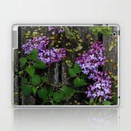 Rustic Lilac Laptop & iPad Skin
