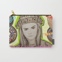 (Cara - Embrace Your Weirdness) - yks by ofs珊 Carry-All Pouch