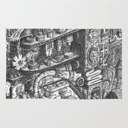 Farmer Machinery Rug