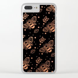 oh honey Clear iPhone Case