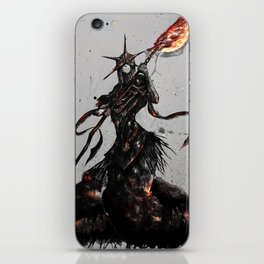 Aldrich devourer of the gods iPhone Skin