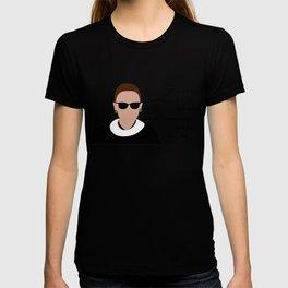 Women Belong in All Places - RBG T-shirt