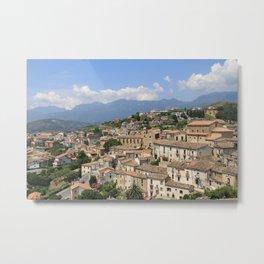 Altomonte, Italy Metal Print