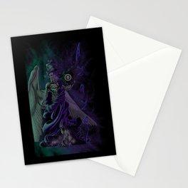 Azazel Evesky, The Black Angel Stationery Cards
