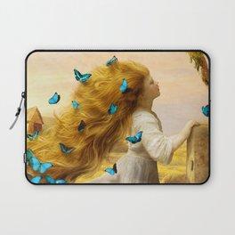 Unfurling Glory Laptop Sleeve