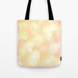 Champagne light Tote Bag