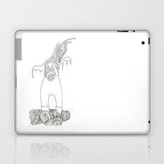 Doodle Moose Laptop & iPad Skin