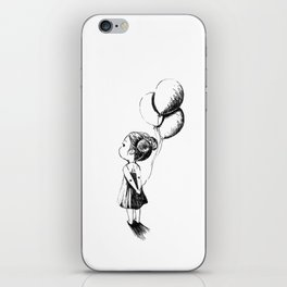 Balloons iPhone Skin