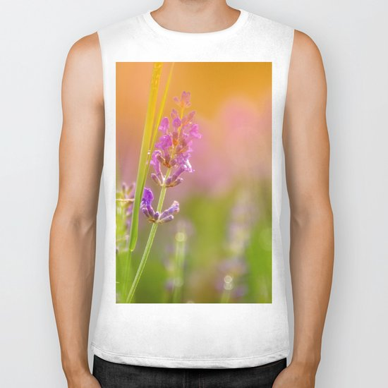 Towards the summer Biker Tank
