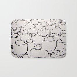 Poppy Field Bath Mat
