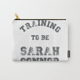 Training to be Sarah Connor Carry-All Pouch