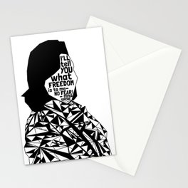 Breonna Taylor - Black Lives Matter - Series - Black Voices Stationery Cards