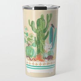 Desert planter Travel Mug