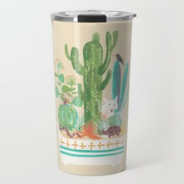Desert planter Travel Mug