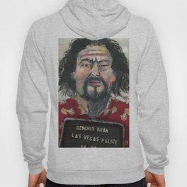 Genghis Khan's Vegas Arrest Hoody