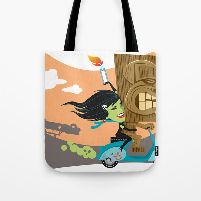 Anartiki Tote Bag