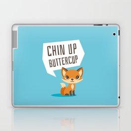 Buttercup Fox Laptop & iPad Skin