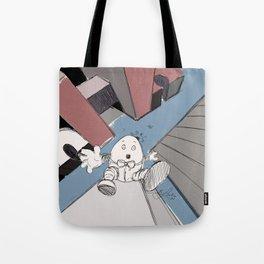 Humpty Dumpty's Free Fall Tote Bag