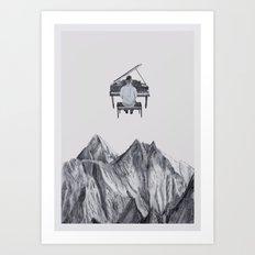 My Favourite Place  Art Print