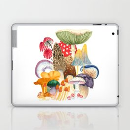Woodland Mushroom Society Laptop & iPad Skin
