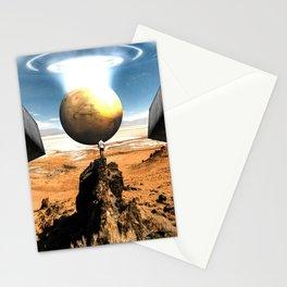 Taking Back Mars Stationery Cards