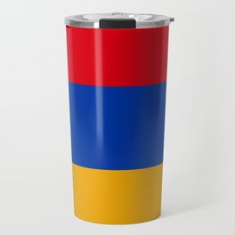 Flag: Armenia Travel Mug