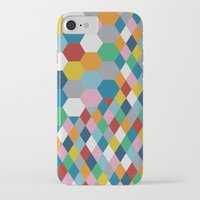honeycomb iPhone & iPod Cases featuring Honeycomb by Project M