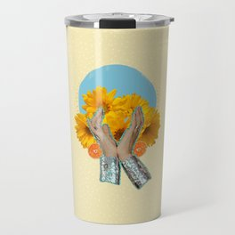 Brillo mío Travel Mug