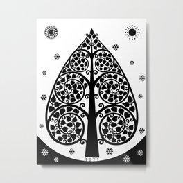 Bodhi Tree0507 Metal Print