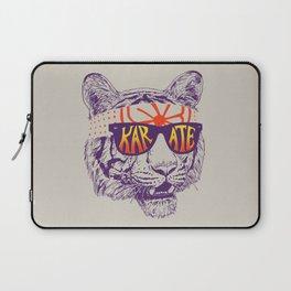 Karate Tiger Laptop Sleeve