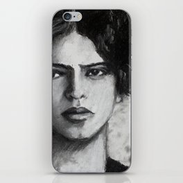Young Frida iPhone Skin