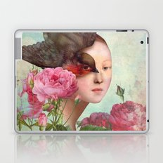 The Silent Garden Laptop & iPad Skin