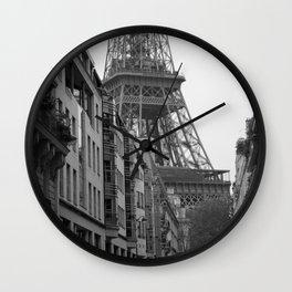 Et voilà la tour Wall Clock