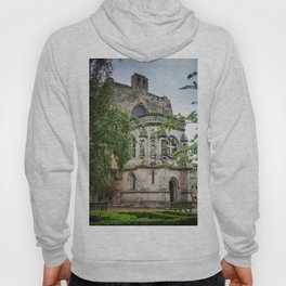 Rosslyn Chapel outside Edinburgh, Scotland Hoody
