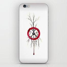 No Symmetry iPhone Skin