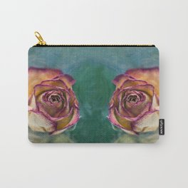 Rose of ice Carry-All Pouch