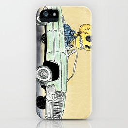 Lowrider iPhone Case