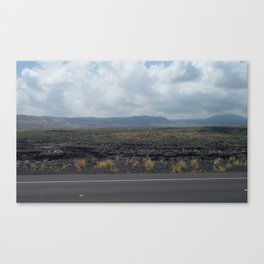 HAWAII BIG ISLAND  Canvas Print
