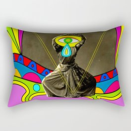 Dancer Rectangular Pillow