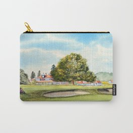 Sunningdale Golf Course 18th Green Carry-All Pouch