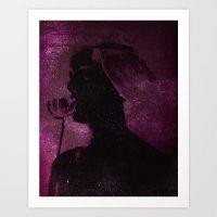 starry night Art Prints featuring Starry Starry Night by Eden Llovio