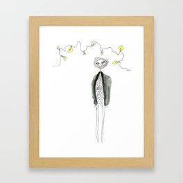 powla Framed Art Print