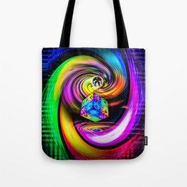 Rainbow Creations Tote Bag
