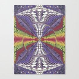 Wart Eye Pattern 1 Canvas Print