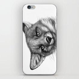 Fox Cub G139 iPhone Skin