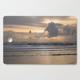 Heavens Rejoice - Ocean Photography Cutting Board