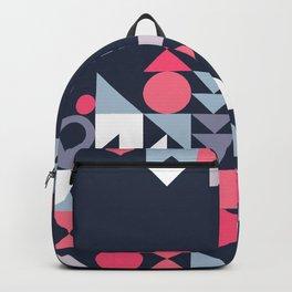 Modern Geometric 32 Backpack