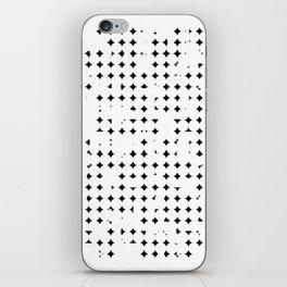 breakin' up dots iPhone Skin
