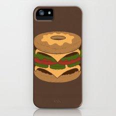Donut Burger iPhone (5, 5s) Slim Case
